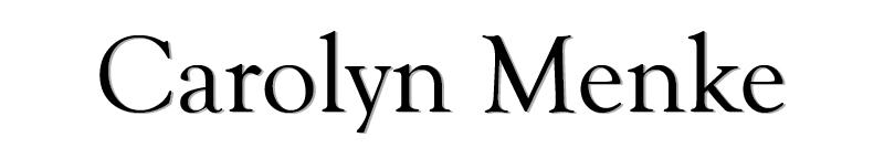 Carolyn Menke